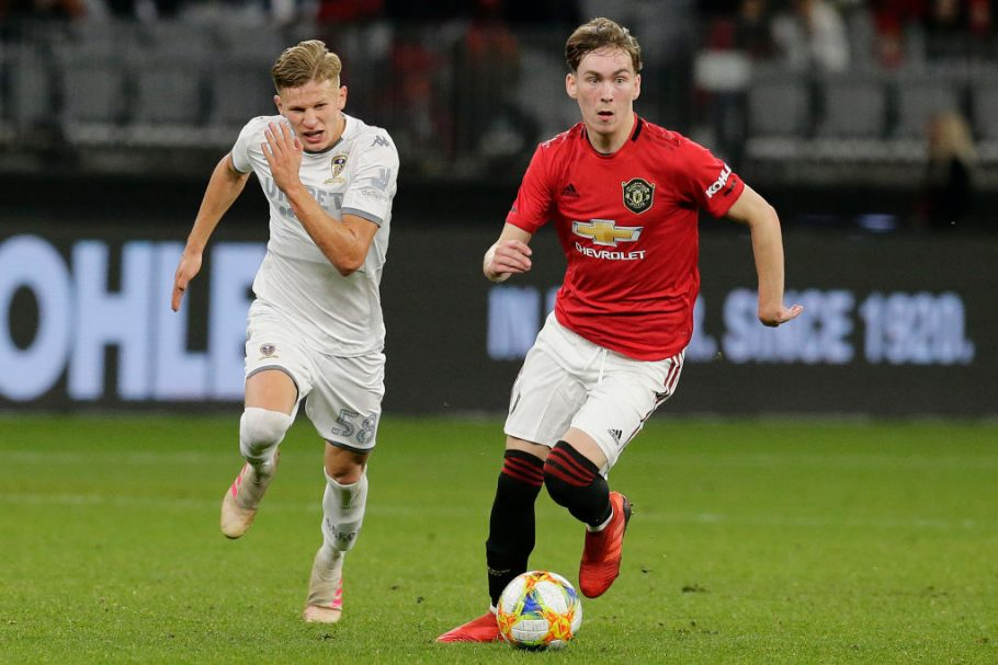 Insight provided into Man United's plans for starring loanee James Garner