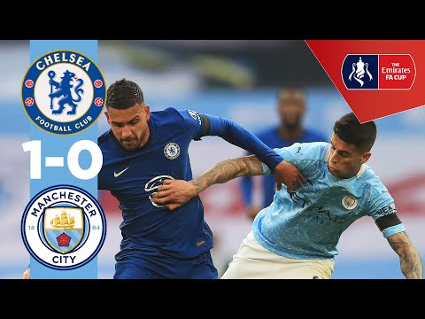 KELLY HAT-TRICK | Man City 8-0 Aston Villa | FA Cup 4th Round