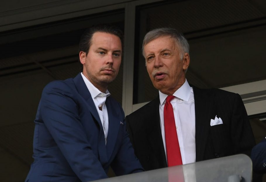 'Astronomical' bid needed to convince Arsenal owner Stan Kroenke to sell