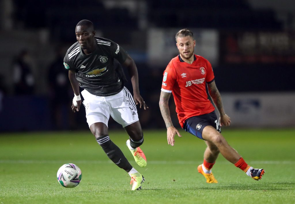 Manchester United tie Eric Bailly down to new 4-year contract with option for a 5th. End for Lindelof?