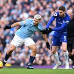 Chelsea 'winning' the race to sign Aguero ahead of Barcelona and company