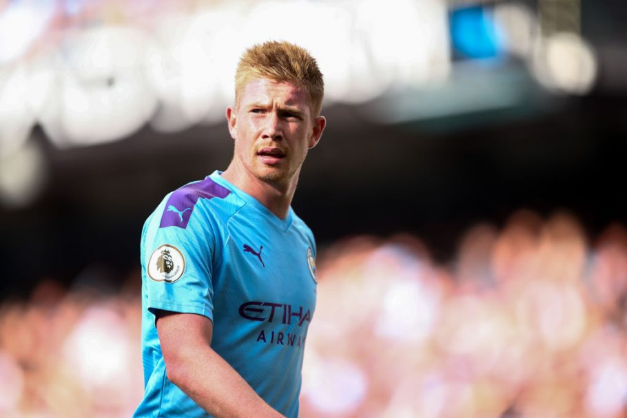 Kevin De Bruyne used data analysts in place of an agent to broker Manchester City deal
