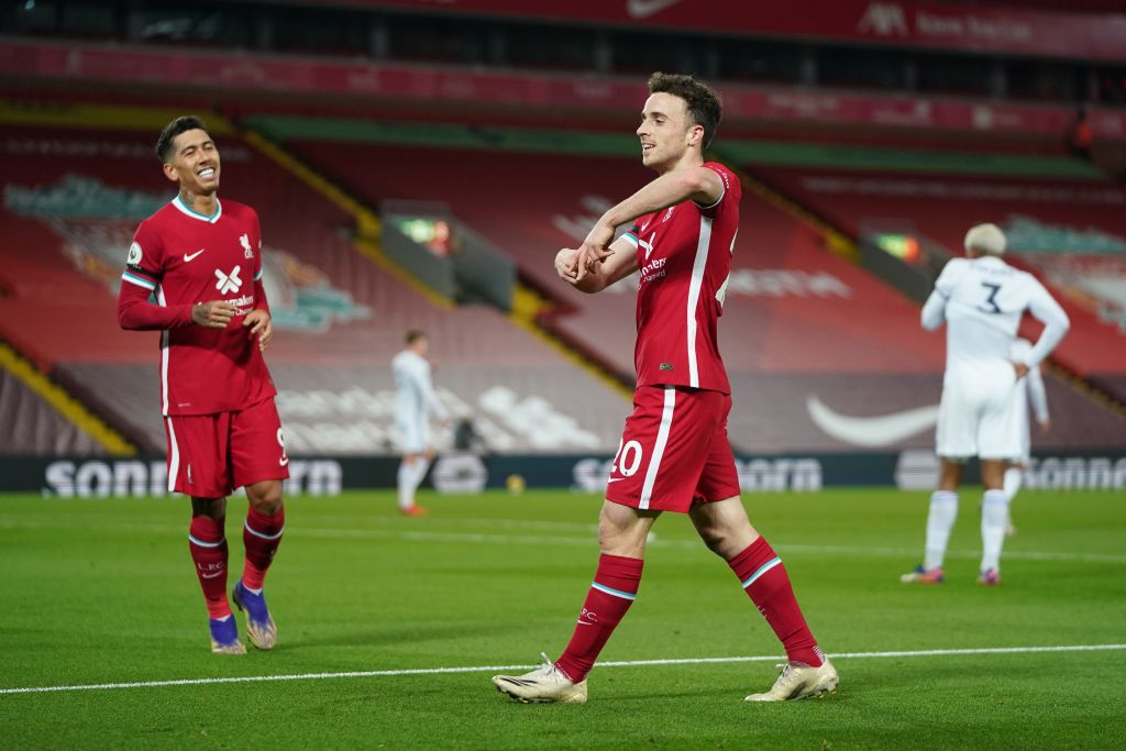James Milner starts and Diogo Jota drops to the bench for Liverpool's win or out clash with  Real Madrid win or bust