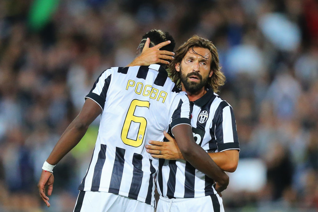 Allegri return discussions begin as Pirlo's Juventus tenure could be coming to an end