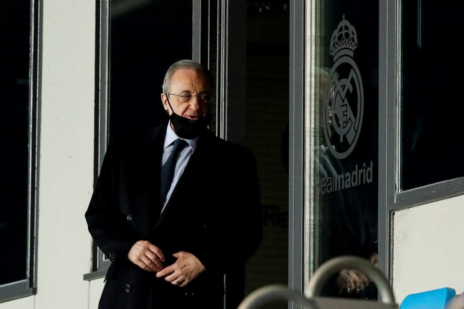 Claims surface Florentino Perez lied about PSG & Bayern Super League invitations as president says football will be saved by new project