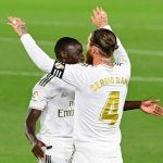 Mendy & Ramos to return to Real Madrid's team for Chelsea away leg