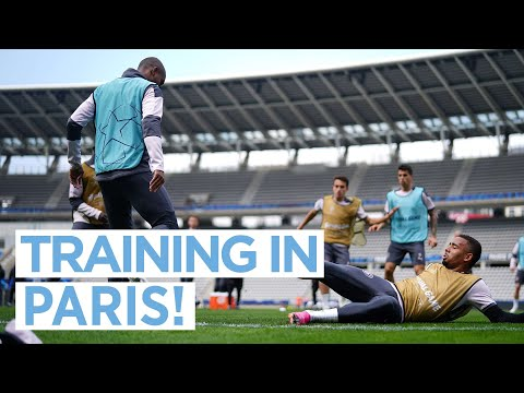 VICTORY IN PARIS! | TRAINING AFTER A BIG WIN | PSG 1-2 City