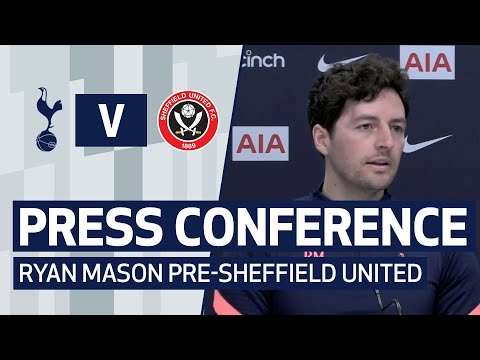 Ryan Mason on social media boycott, team news & run-in | PRE-SHEFFIELD UNITED PRESS CONFERENCE