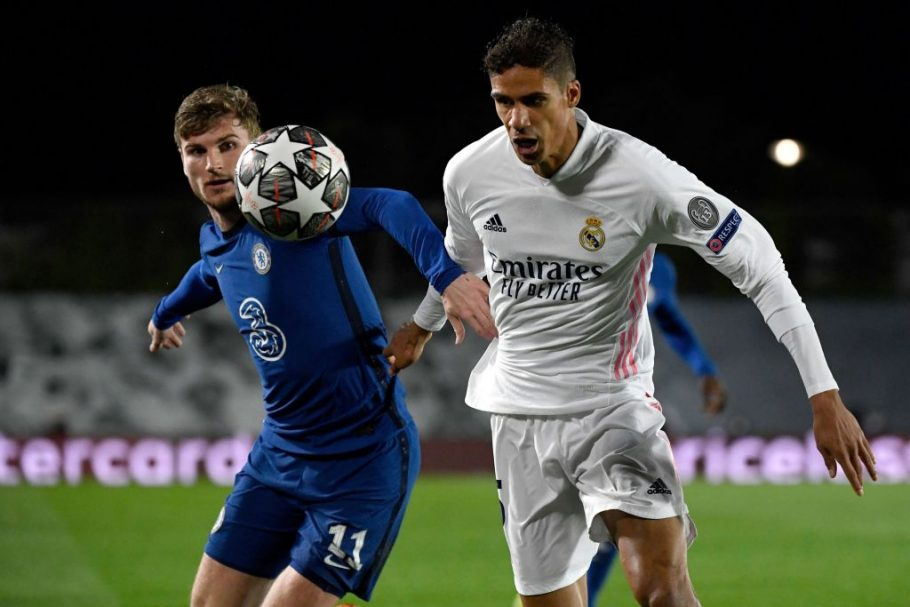Varane out of Chelsea semi-final for Real Madrid, Ramos to come in