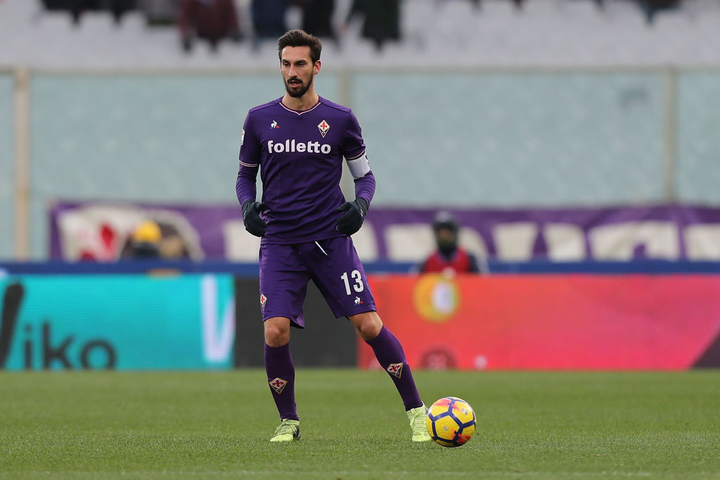 Doctor who cleared Davide Astori to play 7 months prior to his death given 1-year suspended sentence and €1 million fine