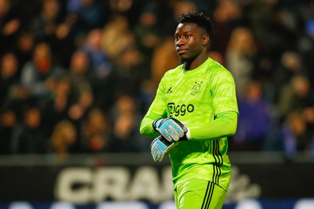 Ajax goalkeeper Onana sees doping ban reduced: What it means for Arsenal's pursuit