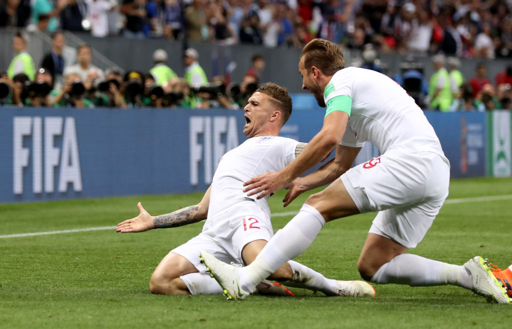 Why Trippier started vs Croatia & why 2 goalkeepers are on the bench