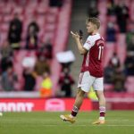 Arsenal defender speaks out as Odegaard move ruled out