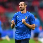Mind games or genuine admiration? Giorgio Chiellini claims England's bench 'could win the Euros'