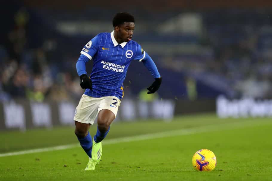 FPL bosses take note: Tariq Lamptey's status for season opener called into question