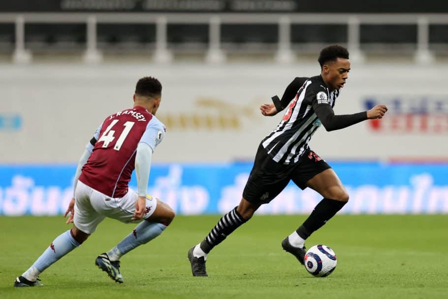Another injury blow? Newcastle assessing Joe Willock ahead of Leeds