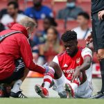Arsenal handed boost ahead of Norwich as key trio pictured in training