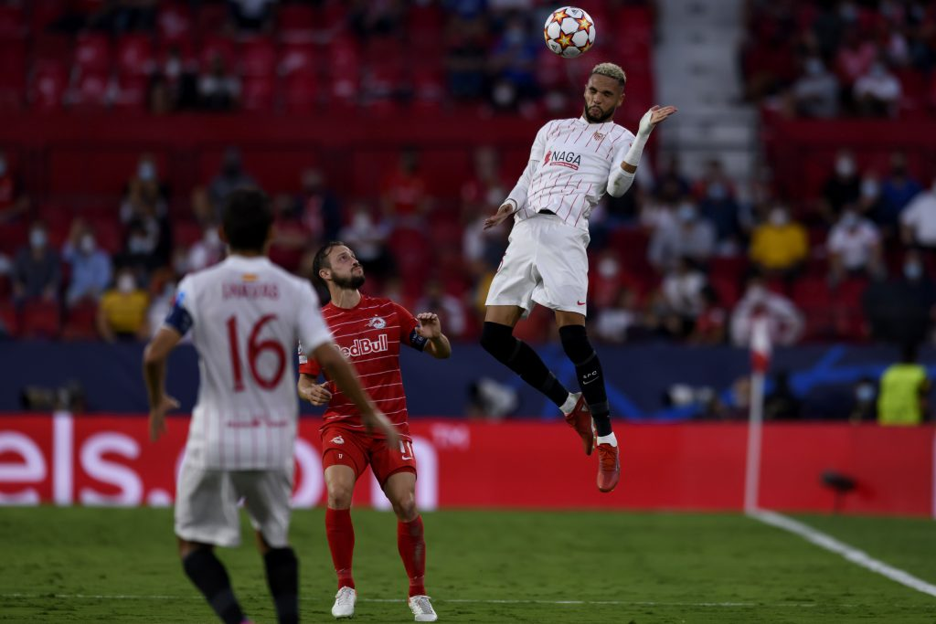 Alexandre Lacazette tipped as makeweight in January Arsenal swoop for Sevilla star