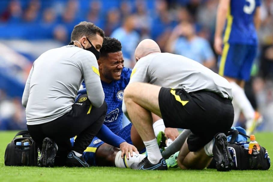Reece James return timetable provided by injury expert and it doesn't look great for Chelsea star