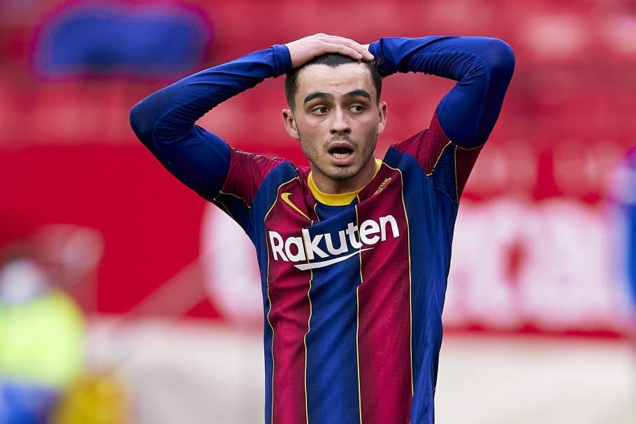 Pedri injury update provided ahead of Barcelona's meeting with Benfica