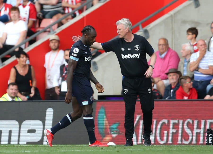 FPL bosses take note: What David Moyes had to say about Michail Antonio ahead of Leeds clash