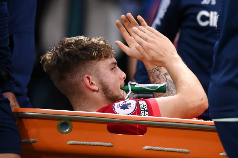 Leeds facing potential centre-back crisis after FA reject Pascal Struijk's red card appeal for tackle on Liverpool's Harvey Elliott