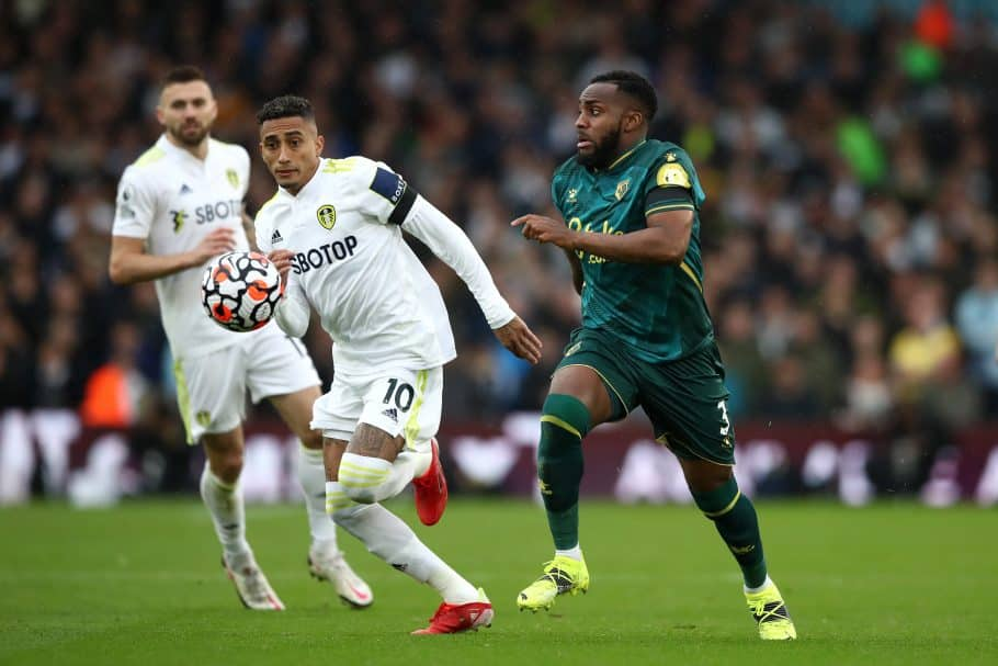 Chelsea man offers glowing endorsement of Leeds United's Raphinha after Brazil showing